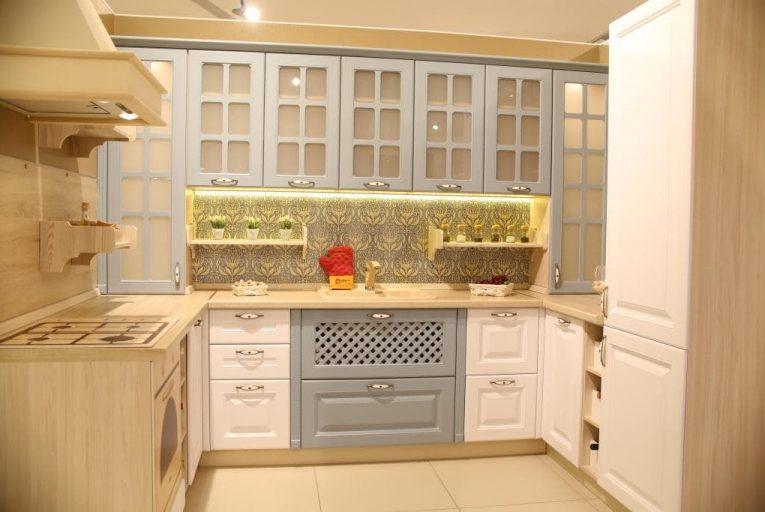 Пример изготовленной кухни 5